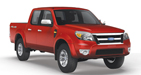 New Ranger Double 4x4 STD